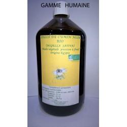HUILE DE CUMIN NOIR BIO GAMME HUMAINE